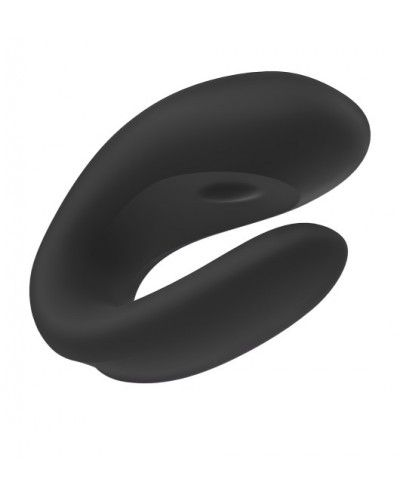 Satisfyer Double Joy Black incl. Bluetooth and App