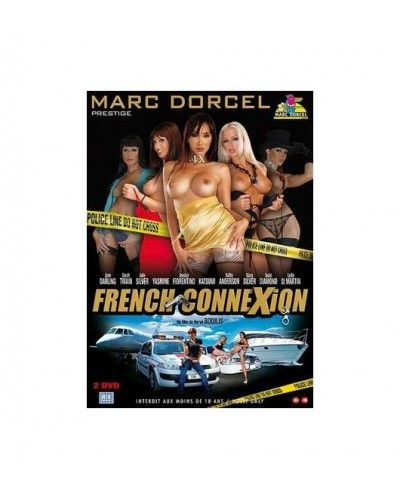 DVD Marc Dorcel - French Connection