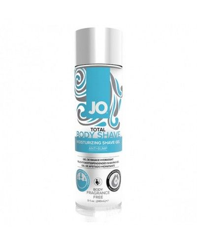 System JO Total Body Shave Unscented 240ml