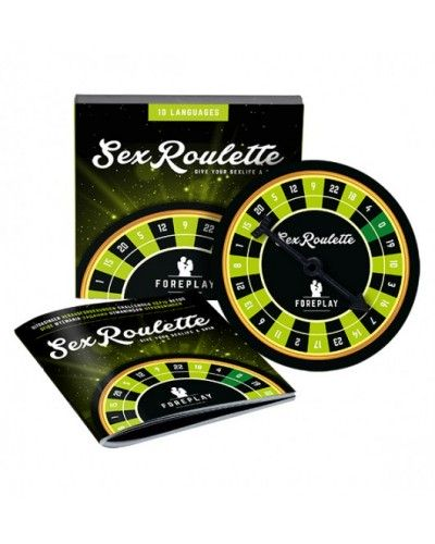 Tease&Please Sex Roulette Foreplay