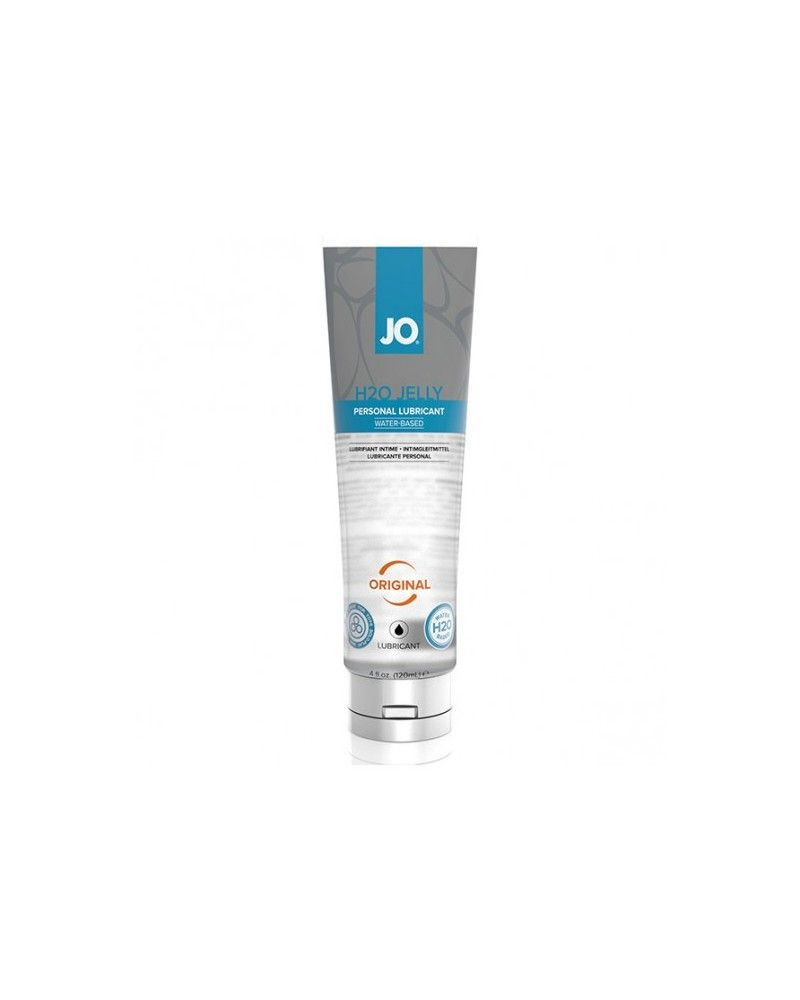 System JO H2O Jelly Lubricant Water-Based Original 120 ml